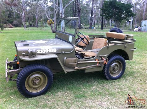 willys army jeep 1943 willys mb ww2 army jeep gpw