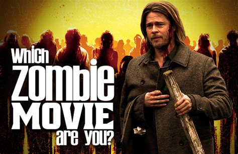 zombie film quiz which zombie movie are you brainfall