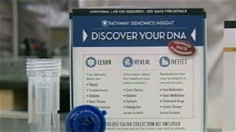 dna screening at home coming to a walgreens near you