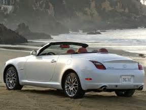 2007 lexus sc pebble edition hardtop convertible