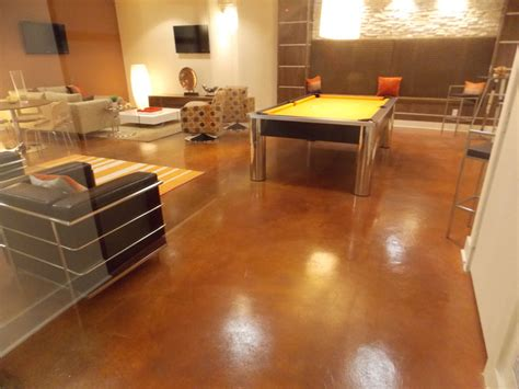 Concrete Floor Ideas Indoors Indoor Sundek Concrete Coatings And Concrete Repair In Central Florida