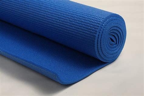 Matras Mat Pvc Tebal 4 Mm 2 pvc mat 6 mm yogamatjakarta yogamatjakarta