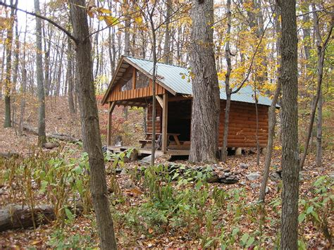 shelters in md rocky run shelter