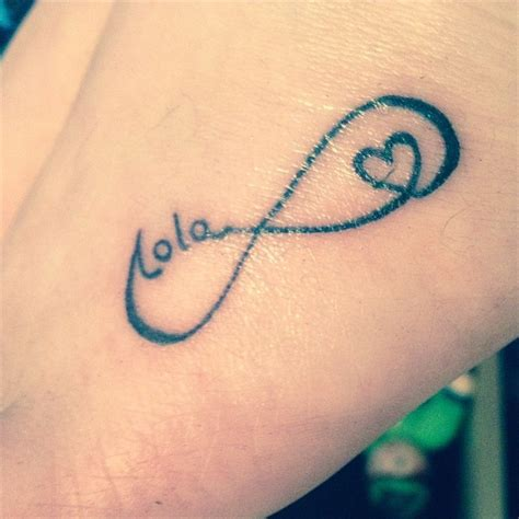 small infinity sign tattoos 35 terrific infinity tattoos idea golfian