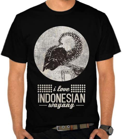 Kaos T Shirt Dota 15 jual kaos i wayang 2 indonesia