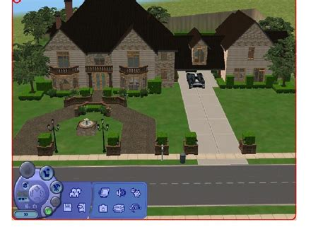 sims 3 cheats buy any house sims 2 mansions 1 front by shadowknight1503 on deviantart