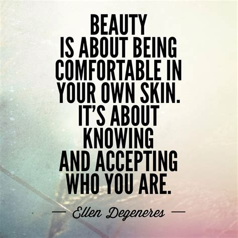 comfortable in your own skin you are beautiful my vida spa