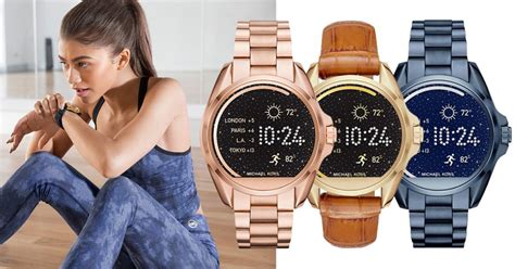 Michael Kors sort sa montre connectée   ELLE.be