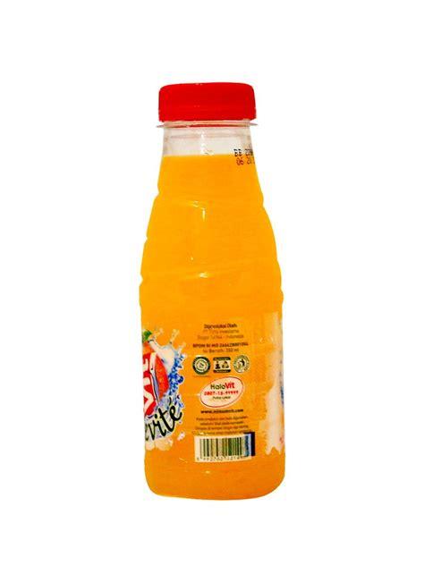 Kompor Vit vit levite minuman sari buah jeruk btl 350ml klikindomaret