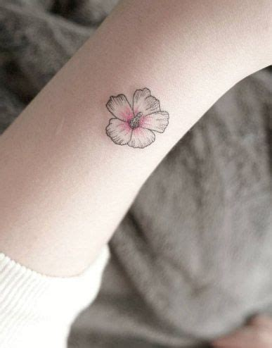 small flower tattoos for girls 101 tiny ideas for your ink flower