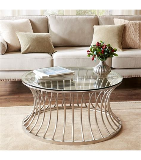 cage table top brass cage coffee table glass top