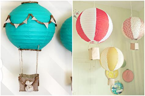 air balloon home decor whimsical and colorful air balloon decor how