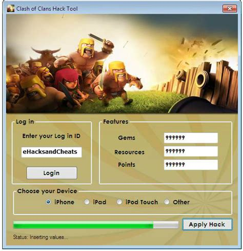 clash of clans hack proof jpg clash of clans hack features clash of clans hack review