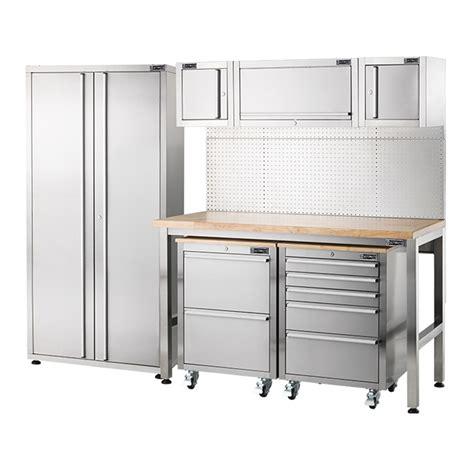 work bench bunnings ultimate stainless steel workbench bunnings warehouse