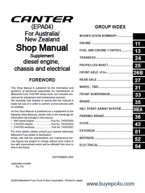 small engine repair manuals free download 2010 mitsubishi endeavor regenerative braking 1991 mitsubishi fuso canter truck workshop repair manual pdf