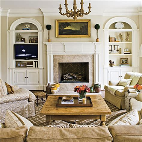 two family room design ideas with fireplace you might try