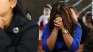 Women praying in church my take if you hear god speak audibly you