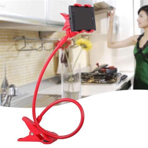Lazy Podsetir Holder universal arm lazy bed desktop car clip stand mount holder for cell phones ebay