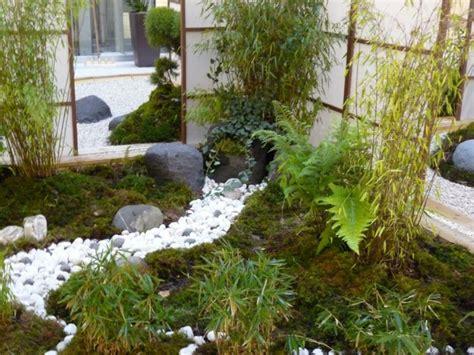 Exemple De Jardin Zen