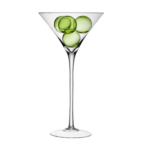 giant cocktail buy oversized martini glasses table centrepiece martini