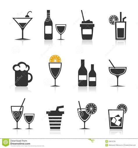 alcohol vector alcohol an icon stock vector illustration of image