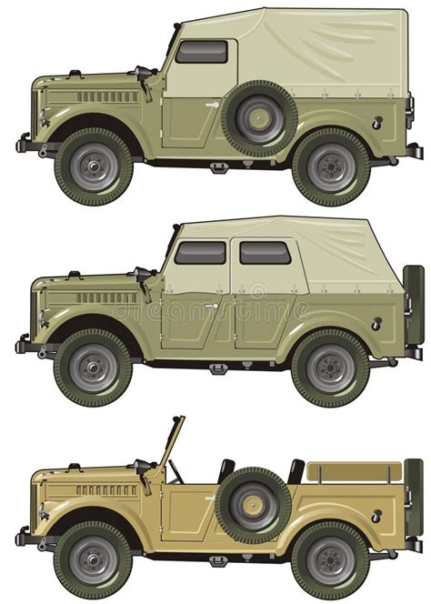 army jeep drawing vector retro jeep stock vector illustration of jeep