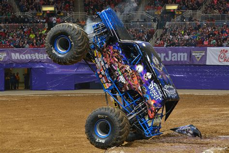 son of grave digger monster truck monster jam