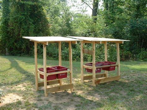 building a trough feeder georgia outdoor news forum