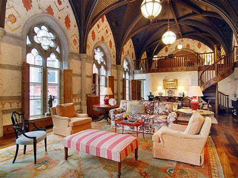 renaissance home decor impressive 19th century chateau in central park now on the