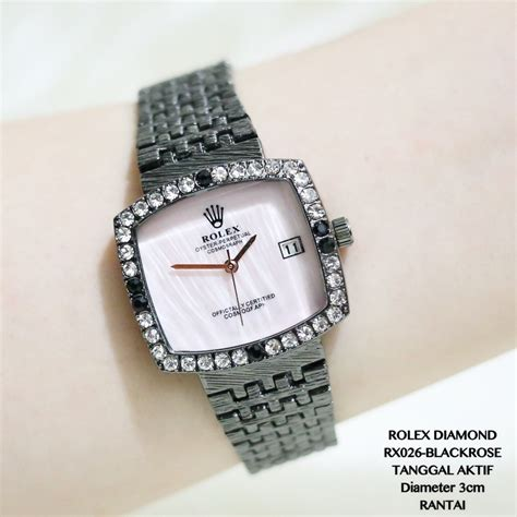 Diskon Jam Tangan Guess Wanita Rantai Pesta Grosir Tanggal Aktif jual jam tangan premium jam tangan wanita rolex rantai pesta tanggal aktif murah fossil guess