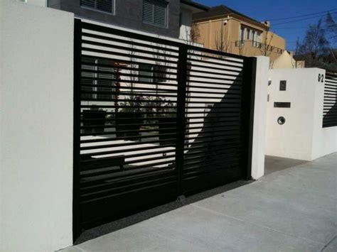 swinging gates melbourne 17 best images about front fences on pinterest steel