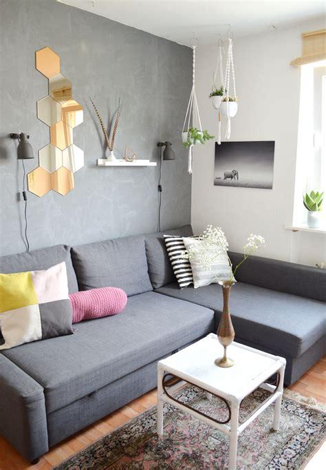 schäbige schicke wohnzimmer aus einem kleinen raum wohnzimmer und schlafzimmer einrichtn