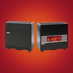 vented room heaters williams