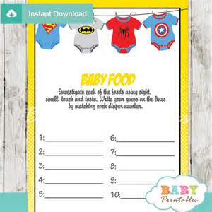 Baby Shower Nautical Theme Decorations - superhero onesie baby shower games d210 baby printables