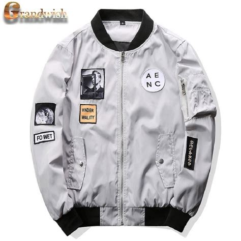 jacket design new aliexpress com buy grandwish 2016 new men bomber jacket