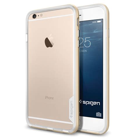 Sgp Neo Hybrid For Iphone 6 Plus Gold spigen neo hybrid ex for iphone 6 plus sgp11061 b h photo