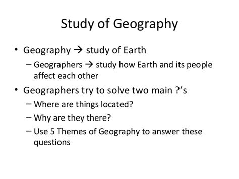 themes of geography questions 7th grade social studies chapter 1 notes using geography