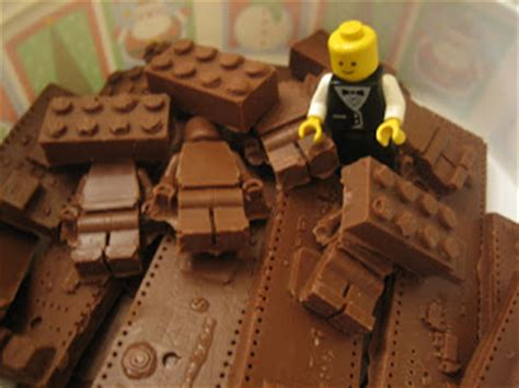 Lego Brown Chocolate brick builders net chocolate lego