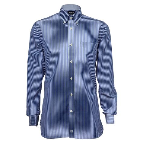 pinstripe shirt buy hackett pinstripe shirt pinstripe selvedge