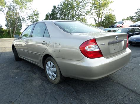 Toyota Camry Le 2003 2003 Toyota Camry Pictures Cargurus