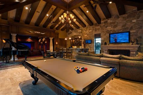 gamer room room pool table new room garage