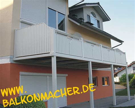 kosten für anbau anbau balkon idee