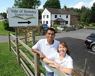 berkeley guest house dursley glos accommodation concessions bedposts club