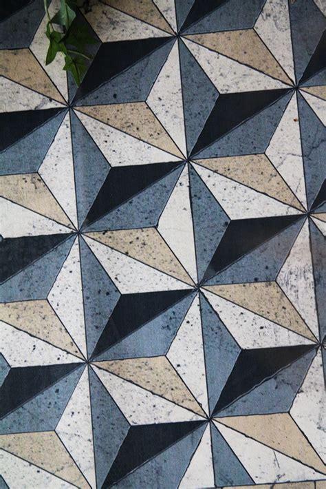 Beija Vinyl Floor Runner - beija vinyl floor runner antique geometric from rockett