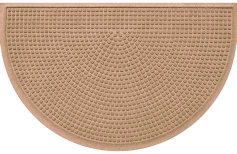 semi circle rug semi circle mat squares in entryway rugs