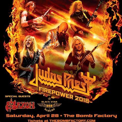 Kaos Musik Kaos Band Judas Priest glenn tipton rejoins judas priest on stage in dallas 15 m