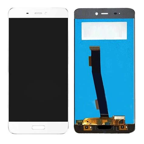Lcd 1set Xiaomi Mi5s Original Black xiaomi mi5 lcd display touch screen digitizer assembly parts