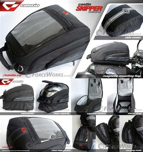 Tas Motor Untuk Touring tas tankbag dan paha contin distrojaketmotor