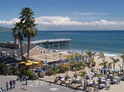 paradise cove malibu paradise cove beach cafe malibu los angeles california
