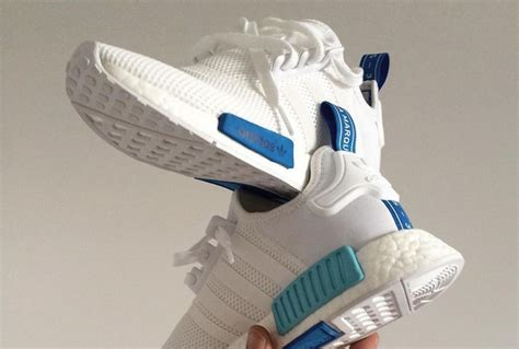 Adidas Ad027 Light Blue Brown adidas nmd white blue